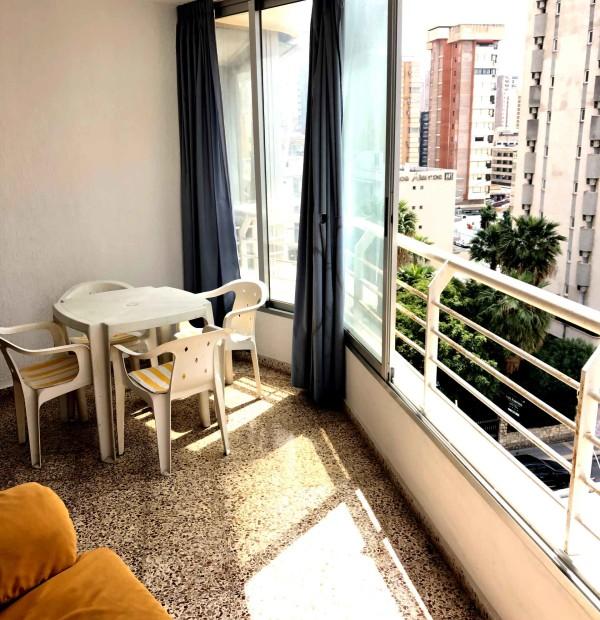 Apartamento en zona centro de Benidorm